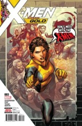 Marvel - X-Men Gold # 3