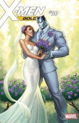 Marvel - X-Men Gold # 30 J. Scott Campbell Variant