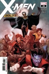 Marvel - X-Men Gold # 35