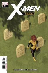 Marvel - X-Men Gold # 36