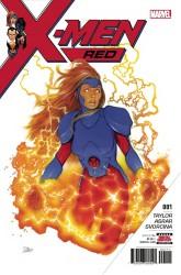 Marvel - X-Men Red # 1