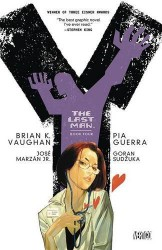 Vertigo - Y The Last Man Book Four TPB