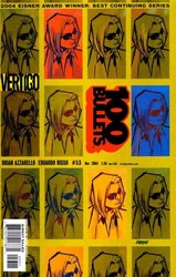 Vertigo - 100 Bullets # 53