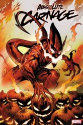 - Absolute Carnage # 3 1:25 Land Codex Variant
