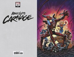- Absolute Carnage # 5 1:200 Ron Lim Virgin Variant