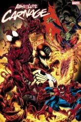 - Absolute Carnage # 5 1:25 Cult of Carnage Variant