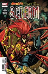 Marvel - Absolute Carnage Scream # 2