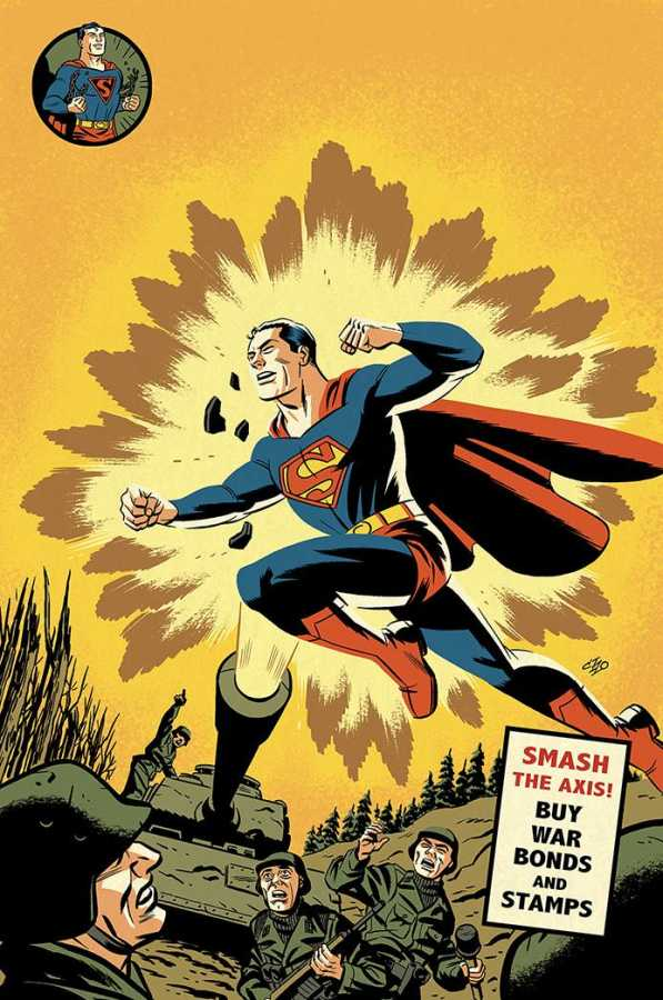 DC - Action Comics # 1000 1940s Variant