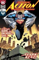 DC - Action Comics # 1001