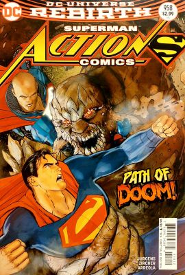 Action Comics # 958 2nd PTG