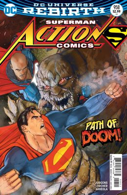 Action Comics # 958
