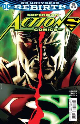 Action Comics # 958 Variant