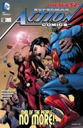 DC - Action Comics (New 52) # 12