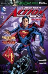 DC - Action Comics (New 52) # 13
