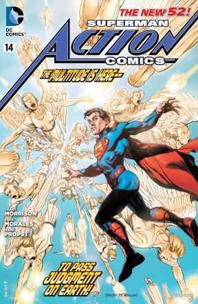 DC - Action Comics (New 52) # 14
