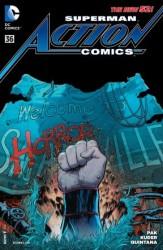 DC - Action Comics (New 52) # 36