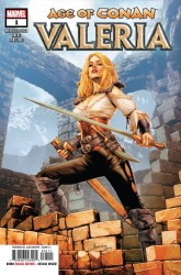 Marvel - Age Of Conan Valeria # 1