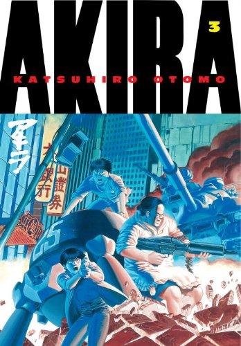 Kodansha - Akira Vol 3 TPB