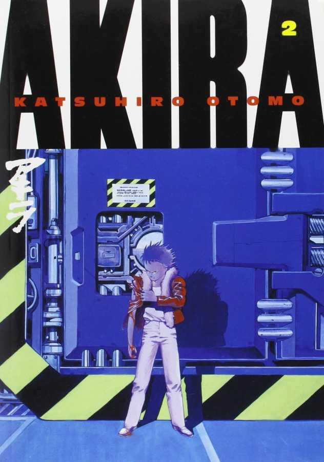 Kodansha - Akira Vol 2 TPB