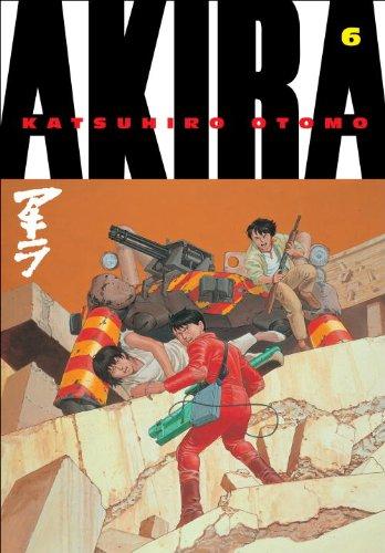 Kodansha - Akira Vol 6 TPB
