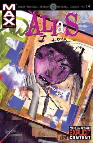 Marvel - ALIAS (2001) # 14