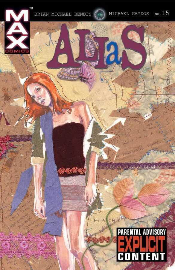 Marvel - ALIAS (2001) # 15