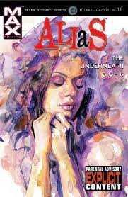Marvel - ALIAS (2001) # 18