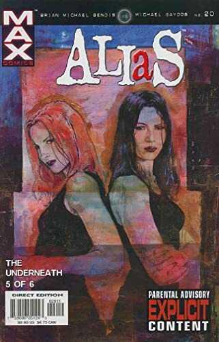 Marvel - ALIAS (2001) # 20