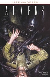 Dark Horse - Aliens Life and Death TPB