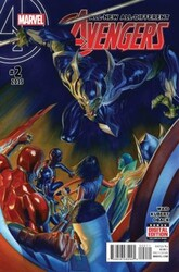 Marvel - All New All Different Avengers # 2