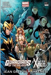 Marmara Çizgi - All New X-Men / Guardians of the Galaxy - Jean Grey′in Mahkemesi