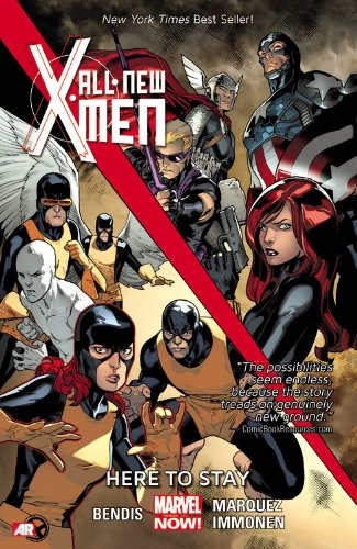All New X-Men Vol 2 Here To Stay TPB