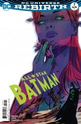 DC - All Star Batman # 7 Lotay Variant