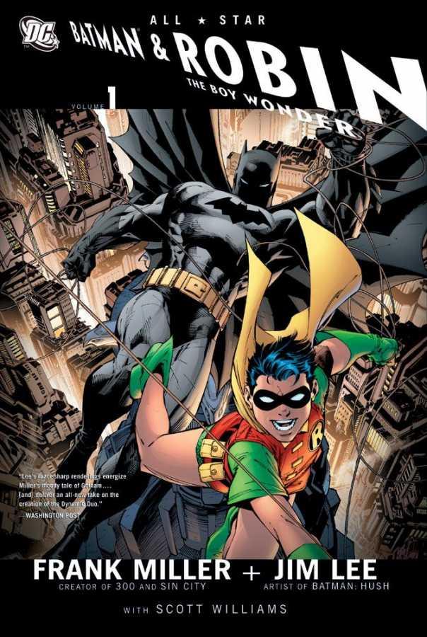 DC - All Star Batman and Robin The Boy Wonder Vol 1 TPB