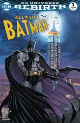DC - All Star Batman # 1 Aspen Retailer Variant