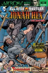DC - All Star Western Featuring Jonah Hex (New 52) # 16
