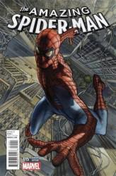 - Amazing Spider-Man(2014) # 15 (Spider-Verse) 1:25 Bianchi Variant