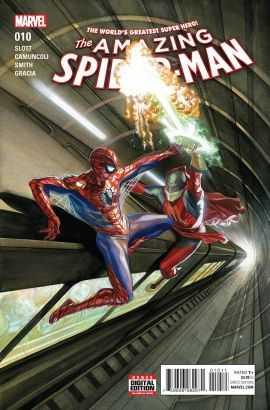 Marvel - Amazing Spider-Man # 10