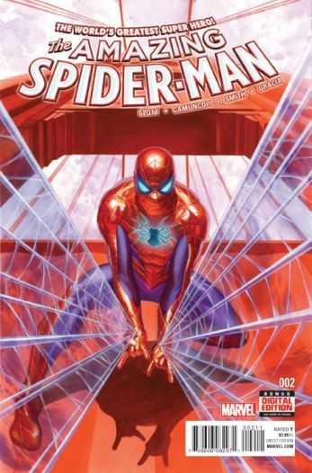 Marvel - Amazing Spider-Man # 2