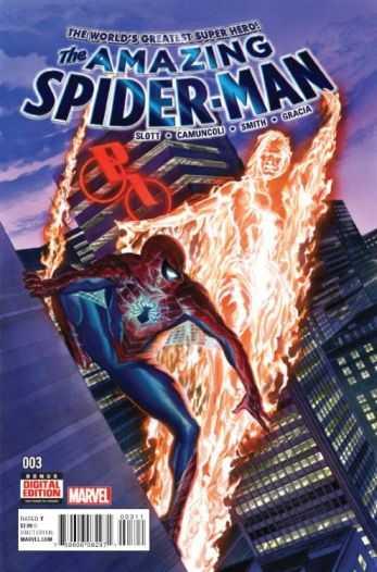 Marvel - Amazing Spider-Man # 3