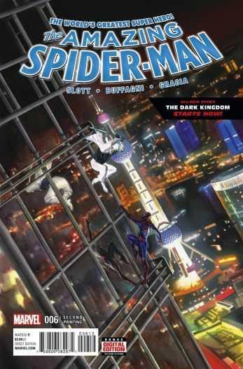 Marvel - Amazing Spider-Man # 6 2nd Printing