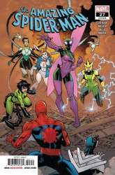 Marvel - Amazing Spider-Man (2018) # 27