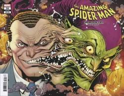 Marvel - Amazing Spider-Man (2018) # 30 Ottley Immortal Wraparound
