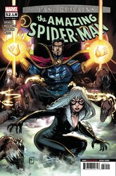 Marvel - Amazing Spider-Man (2018) # 52.LR