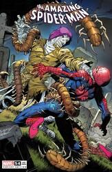 Marvel - Amazing Spider-Man (2018) # 54 BAGLEY VAR LR