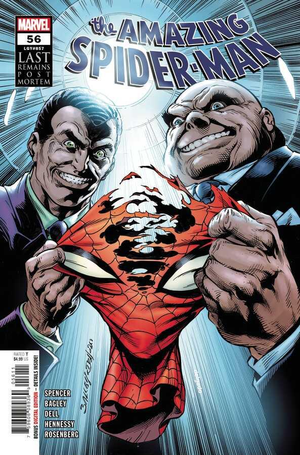 Marvel - Amazing Spider-Man (2018) # 56
