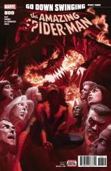 Marvel - Amazing Spider-Man # 800