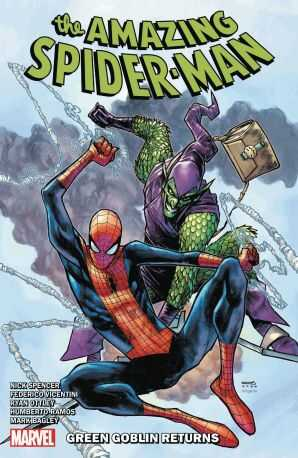 Marvel - Amazing Spider-Man by Nick Spencer Vol 10 Green Goblin Returns TPB