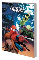 Marvel - Amazing Spider-Man by Nick Spencer Vol 5 Behind The Scenes TPB