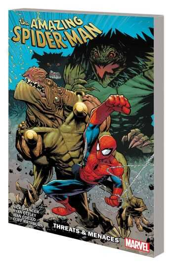 Marvel - Amazing Spider-Man by Nick Spencer Vol 8 Threats & Menaces TPB
